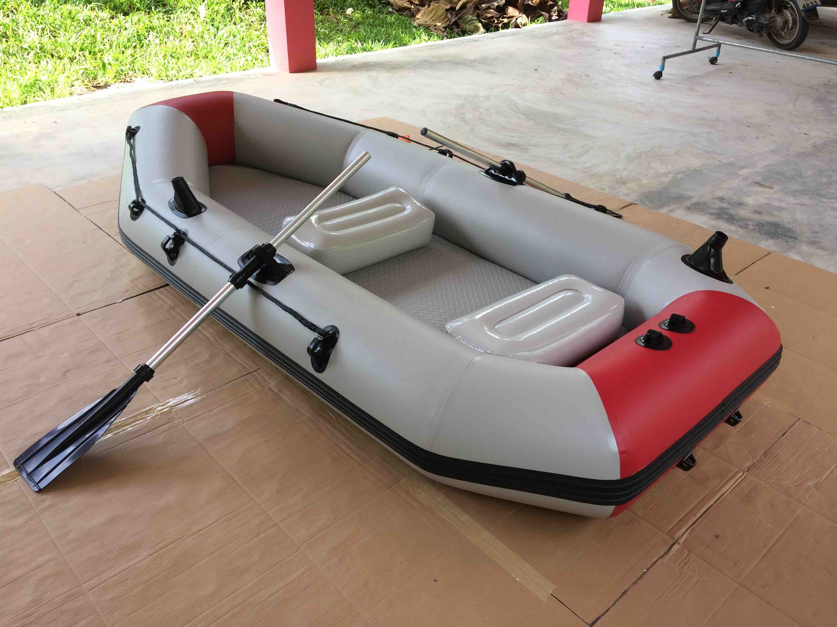 IBA-260 Inflatable boat with air floor