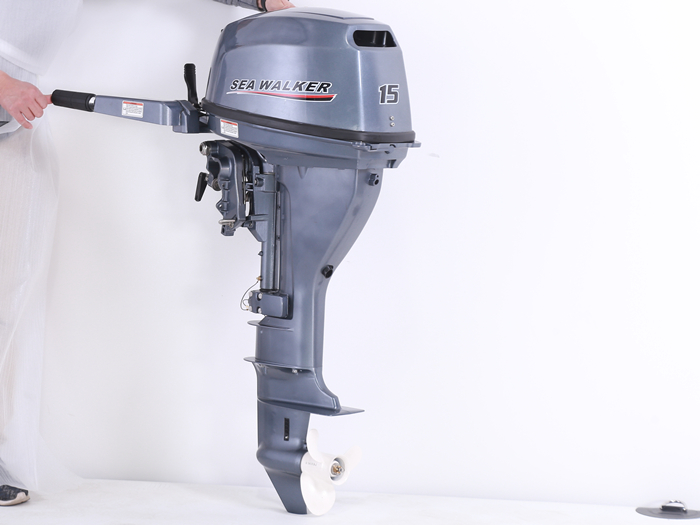 PNF15ML 15hp 4 stroke water-cooled outboard motor