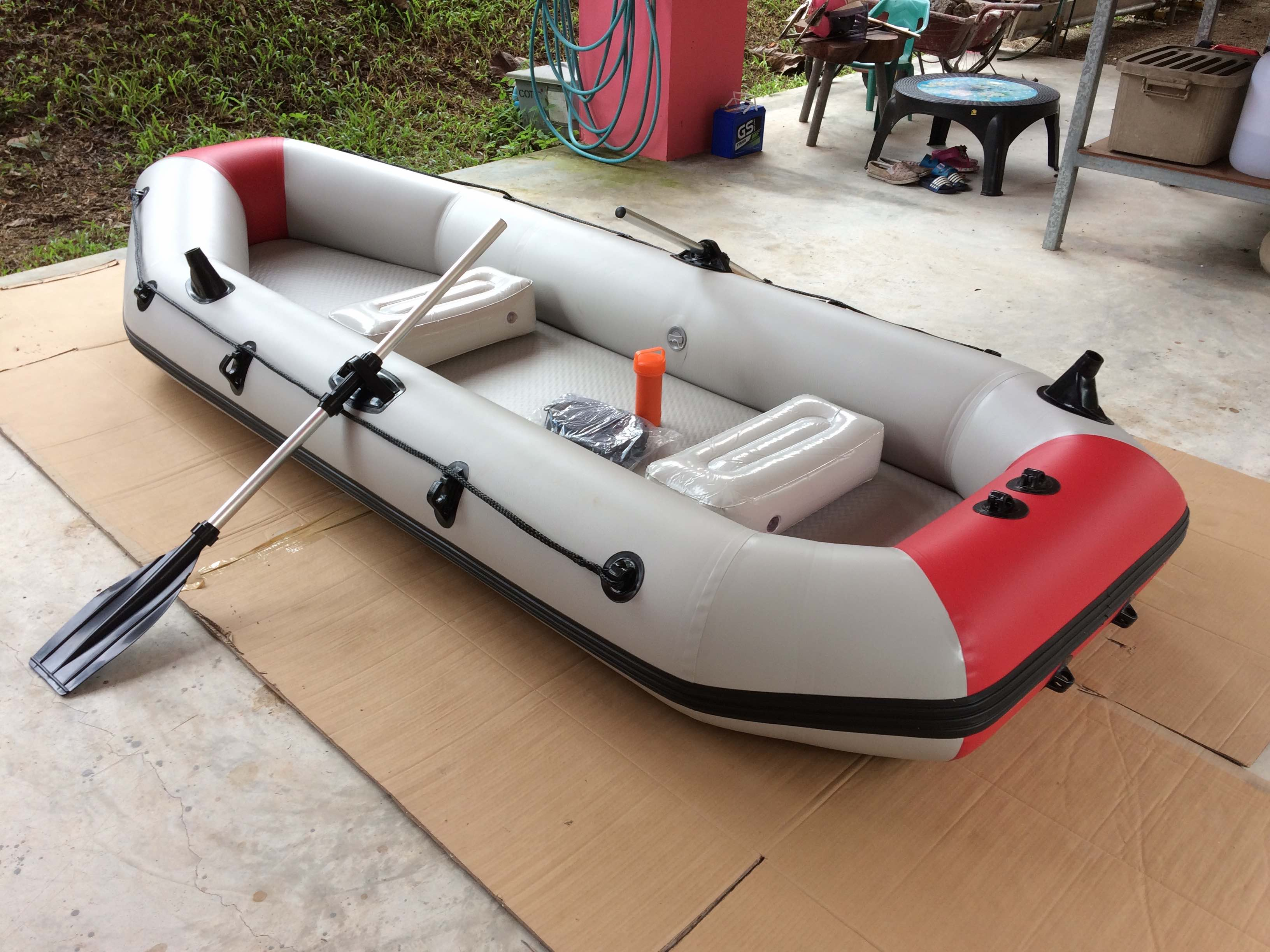 IBA-300 Inflatable boat with air floor